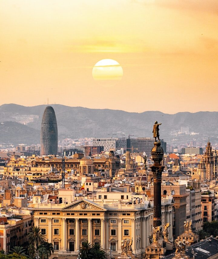 How many times can you visit Spain in one year?