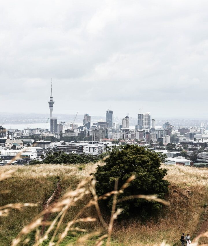 Is Auckland safe at night?