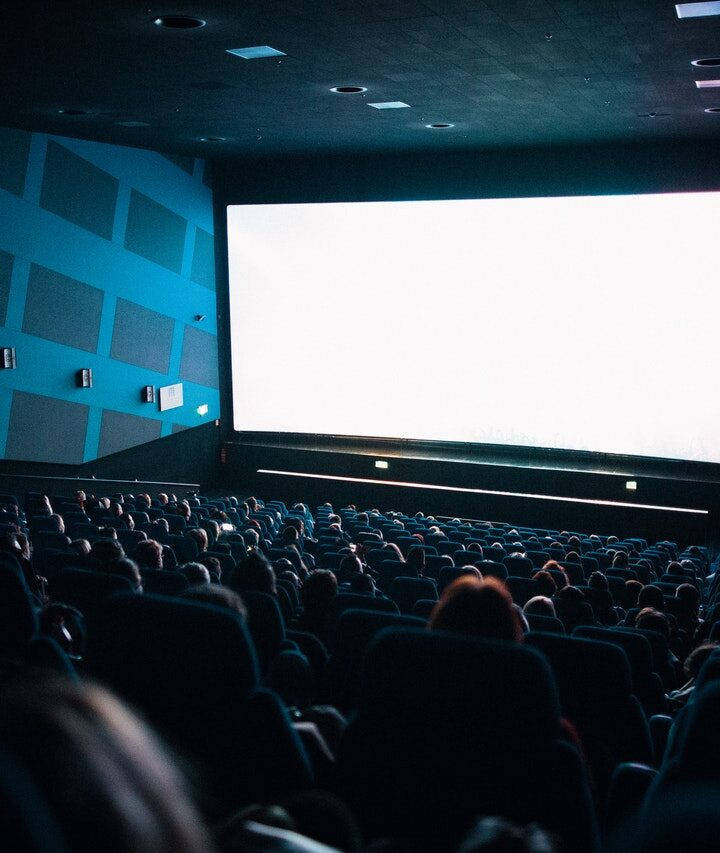 Are movies in Amsterdam in English?