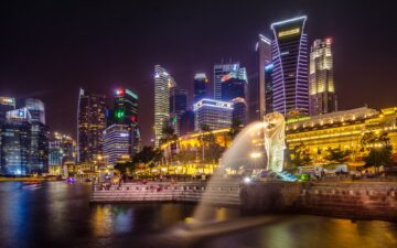 Is Singapore in China?