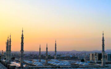Is Saudi Arabia in Africa?