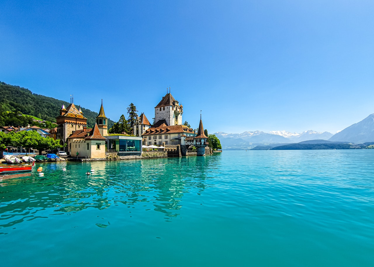 The 10 most romantic places in Switzerland