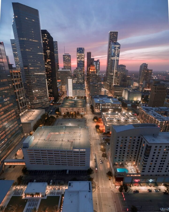 Houston vs New York - where is the best place to live?