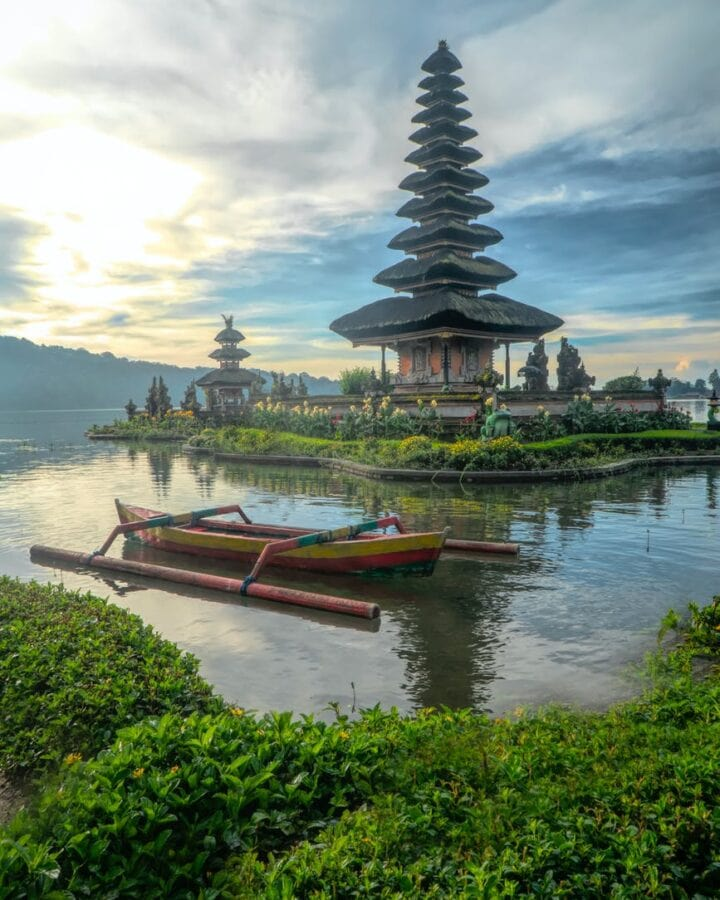 Is Bali a country?