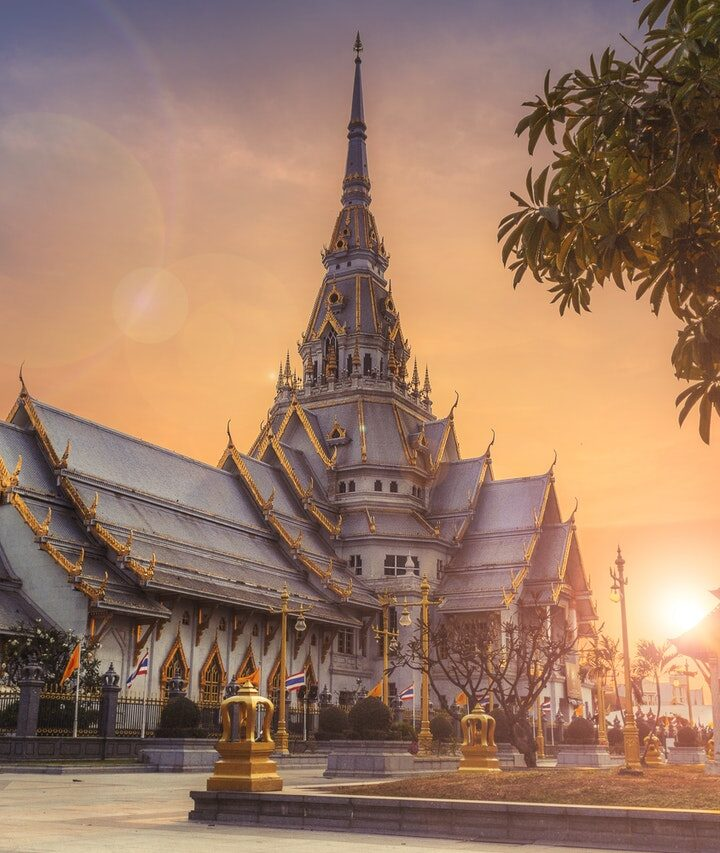 The 5 best Thai islands for couples