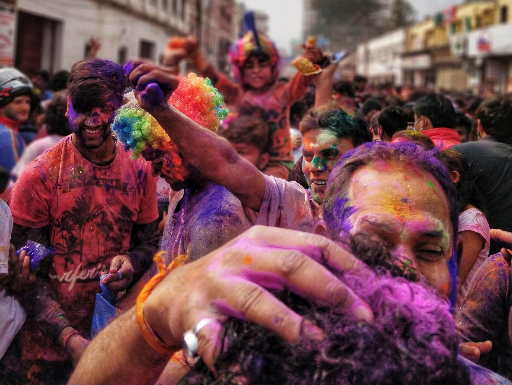 Is India safe for white tourists?