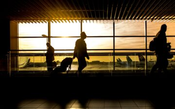 How long can you stay in an airport?