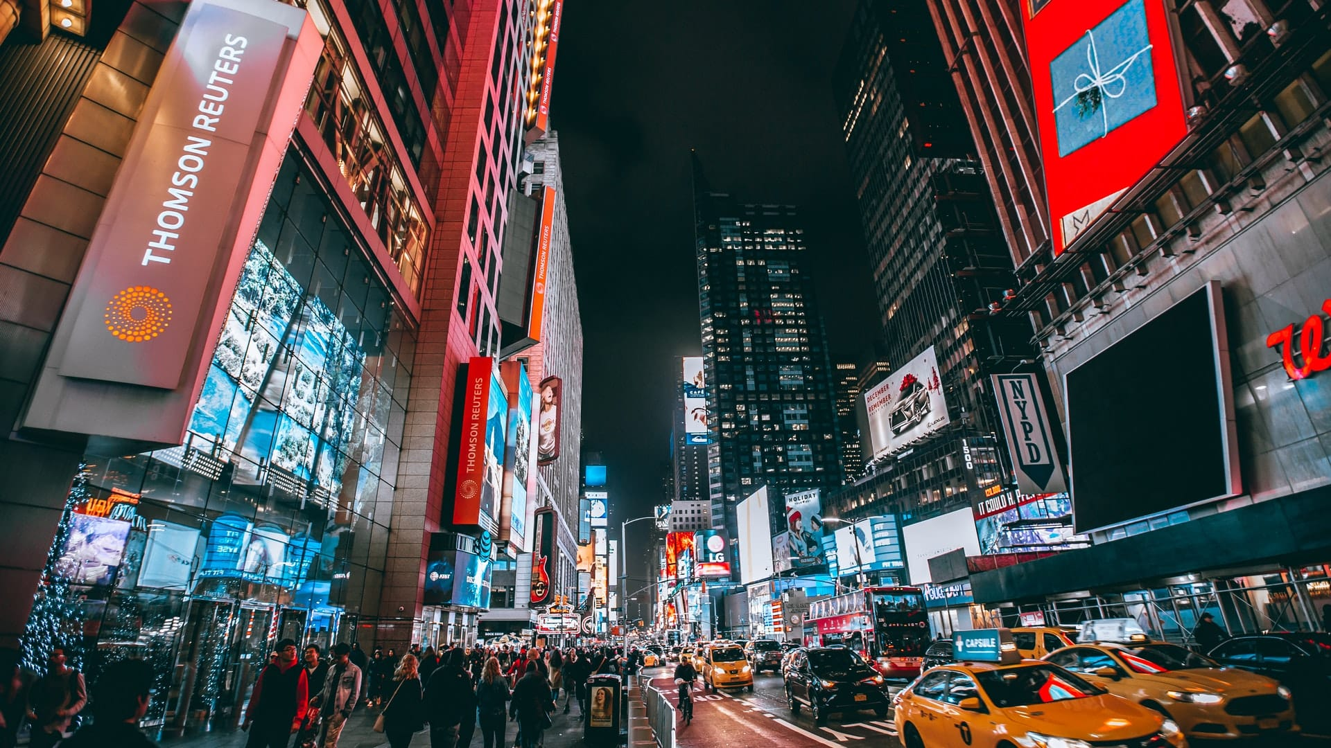 Is Times Square worth visiting?