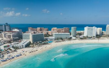 Is Cancun really too touristy?